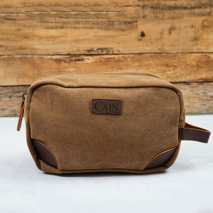 Personalized Toiletry Bag Dopp Kit
