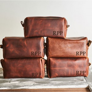 Personalized Mens Toiletry Bag