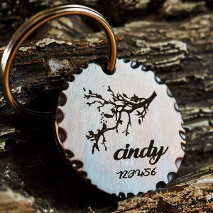 Unique Custom Dog Tag