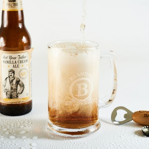 Personalized Beer Mug