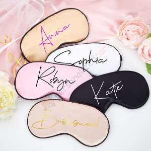 Bachelorette Personalized Monologue Party EYE MASK