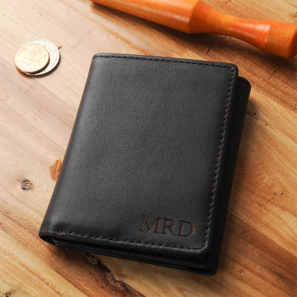 Custom Handmade Leather Wallets