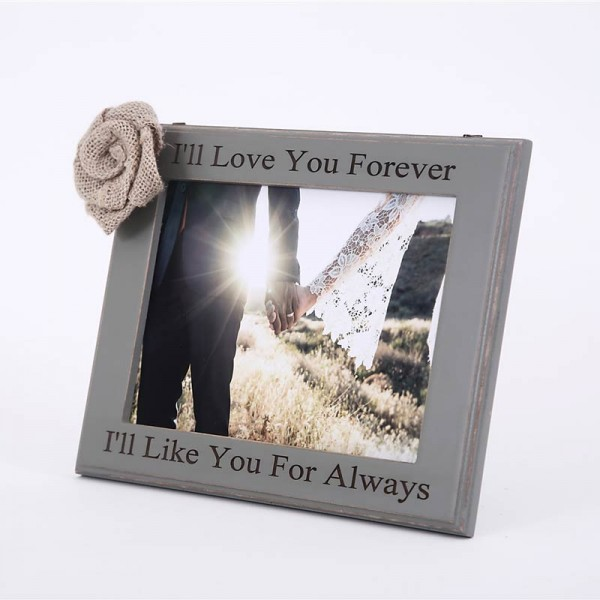 Personalized Wooden Picture Frames