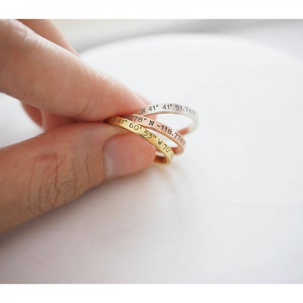 Personalized Custom Ring