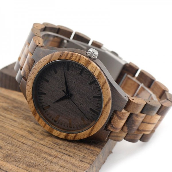 Wooden watch,Personalized
