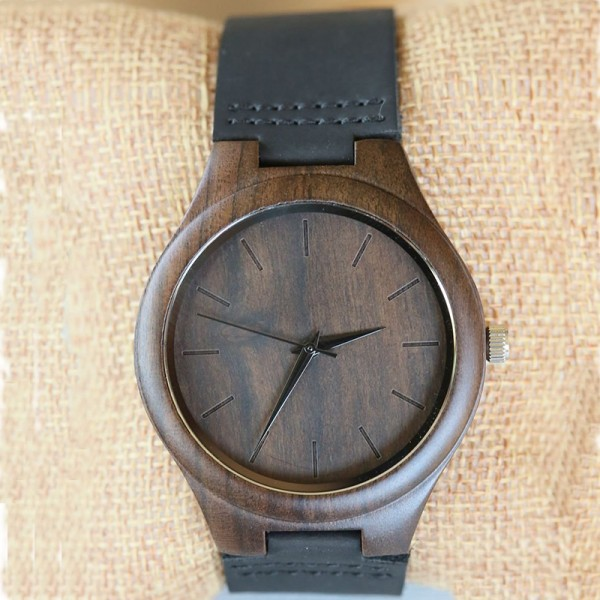 wood watch Personalized