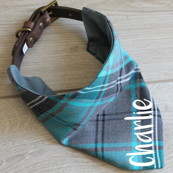 Free Shipping! Personalised Dog Scarf