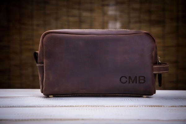 Mens Travel Toiletry Bag