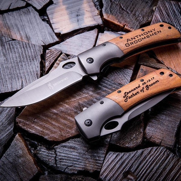 Groomsmen Pocket Knife