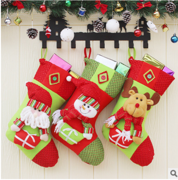 Personalized Velvet Christmas Stockings