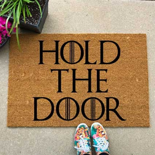 Custom Welcome Mats