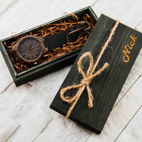 Men's Wood Watch