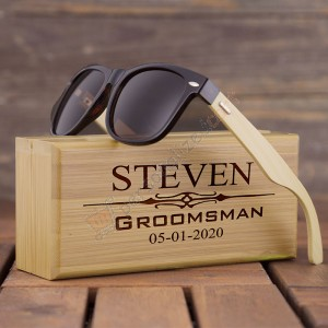 Personalized wooden Sunglasses