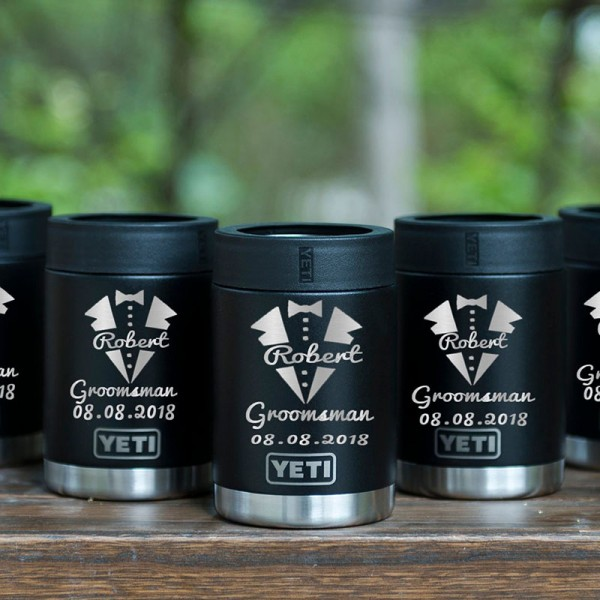 Personalized  Yeti Colster