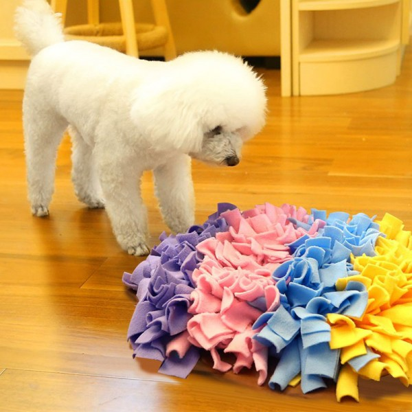 Dog Treat Snuffle Mat