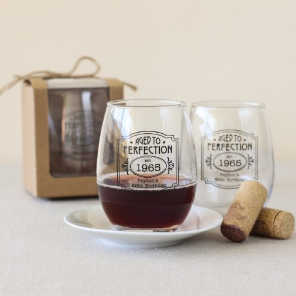Cheap Personalized Wine Glasses