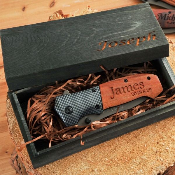 Hungting Groomsmen Pocket Knive