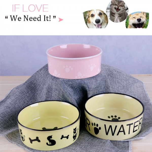 Pet Food/Water Bowl