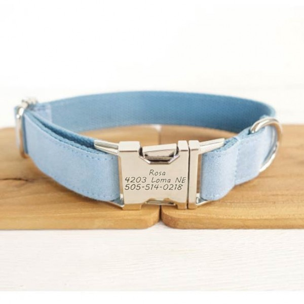 Blue Sky Dog Collar