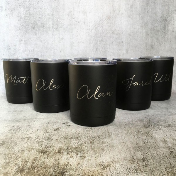 Personalized 10 Ounce Tumblers