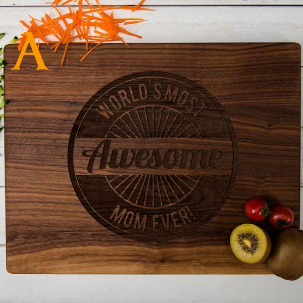 Personalized Cutting Boards Wooden