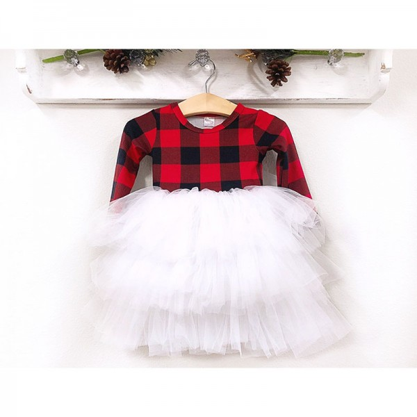 Christmas Dress | Personalized Girl