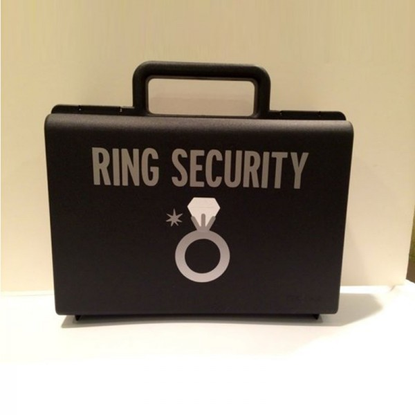 Ring Bearer Briefcase AND Sunglasses