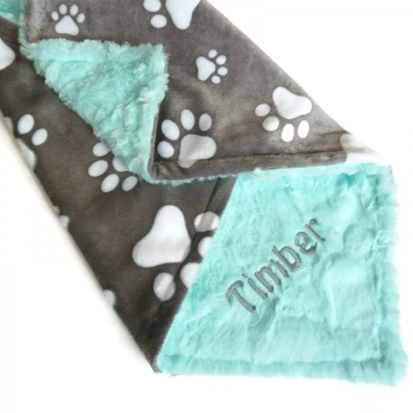 Personalized Pet Blanket