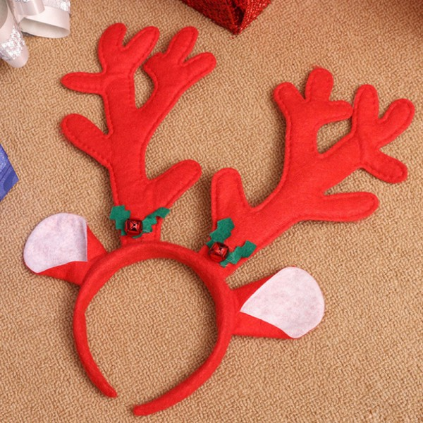 Christmas Antlers-shaped Hairband