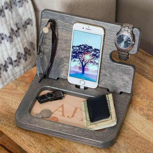 Personalized Gift Docking Station