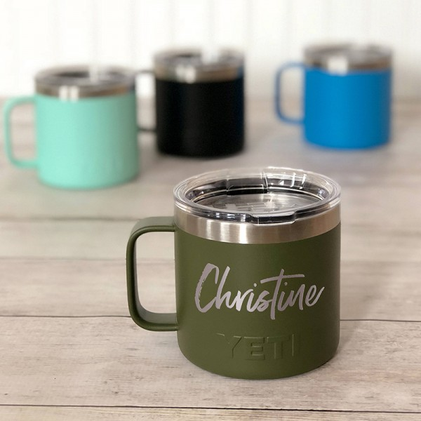 Personalized Yeti Coffee Mug
