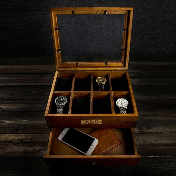Custom Watch Box