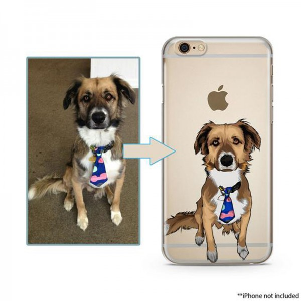 Dog iPhone Case