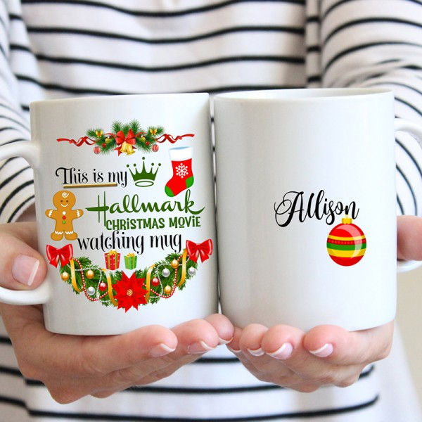 Personalized Christmas Gift-Coffee Mug