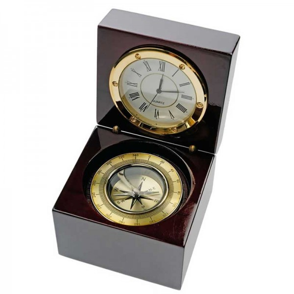 Engraved Compass