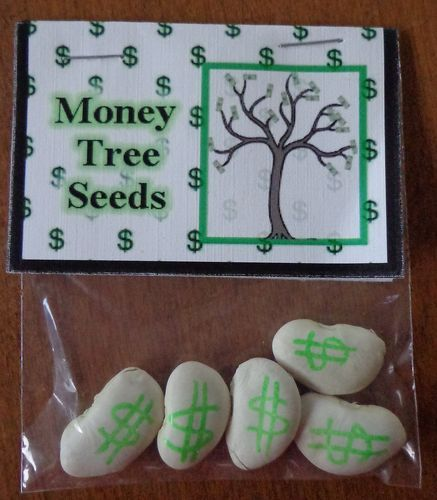 Personalized tree seeds