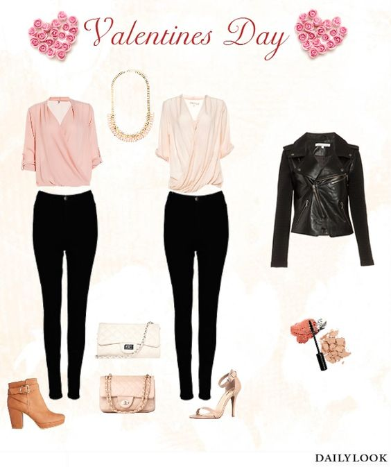 outfit for valentine's day